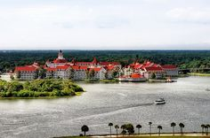 Disney Grand Floridian Resort Hotel - which are the best rooms?