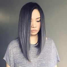 Black & Grey Ombre