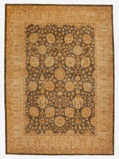 Oosters tapijt: Vloerkleed Nummer: 90203  