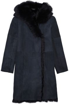 Givted-anais shearling #coat