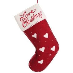 Treat yourself this Christmas to a delightful hand-embroidered stocking from the Jan Constantine Collection. What Is Christmas, Christmas Is Coming, Christmas Time, Christmas Crafts, Christmas Decorations, Xmas, Christmas Ornaments, Holiday Decor, Felt Christmas Stockings