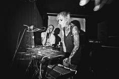 Youth Code Turned the Sound of Inflating a Tire Into Electronic Music  Along with groups like Burning, from Minneapolis; Echo Beds from Denver; and All Your Sisters from San Francisco, Youth Code embodies a synthesis of experimental electronic music and a more visceral sound from raw live shows. When the group launched ... #sound  #hitparty