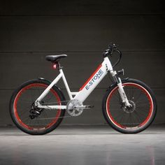 Vélo électrique E-STONE http://www.wattitud.com/20-sport-velo-electrique-e-stone.html#