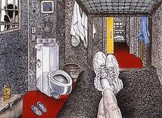 Stockbridge Library Features Lecture on Outsider Art: Prison Art in America