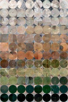 Gerco de Ruijter | compilation of actual crop circles | Centre Pivot Irrigation 2012