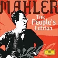 Over 5000 votes were cast in DG's Mahler web poll, over 400 customers have submitted their suggestions for a complete Mahler Symphony cycle and now we know who will appear in the People's Edition: CD1