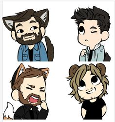 Aww, this is adorable :))