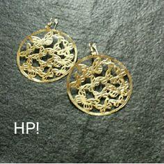 """*HP!* Butterfly Earrings *Host Pick 2/19/16 Essential Style Party!"""" Gold colored butterfly earrings. Jewelry Earrings"""