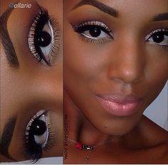 Eyeshadow Ideas for Black Women