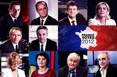 Where do France's election candidates stand? | | Al Jazeera