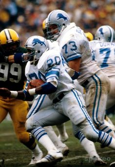 Lions BILLY SIMMS | Billy Sims Detroit Lions