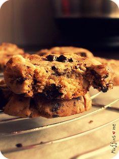 LA recette de l'Authentique Cookie Américain ou... Le cookie démasqué selon 'Tronche de Cake'...