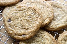 Tigernut chocolate chips cookies free of eggs, nuts, coconut, and dairy! #paleo http://beyondthebite4life.blogspot.com/2015/02/tigernut-chocolate-chips-cookies-egg.html