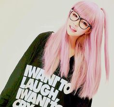 Pink # beauty # girly # korean # styles