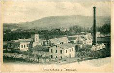 Turnov - Juta 1901