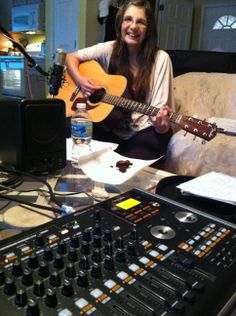 Demo recording for new songs...