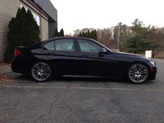 2013 335xi on H&R sport springs quick review - BMW 3-Series and 4-Series Forum (F30 / F32)   F30POST