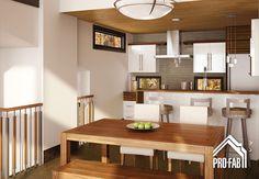 Pro-Fab   Constructeur de maisons modulaires, usinées, préfabriquées   Modèle Panorama