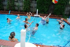 Fun Outdoor Water Games For Adults