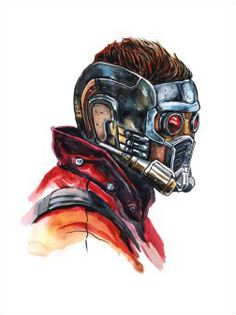 'Shiny Objects: Star Lord' by Tim Doyle