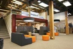 RocketSpace offices