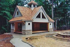 Pool Cabana by Joseph David Roofing Co., Inc
