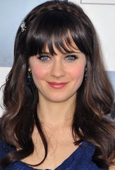 Zooey Deschanel and Jennifer Anisten have the best hair all the time!