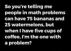 Coffee ☕☕☕☕☕