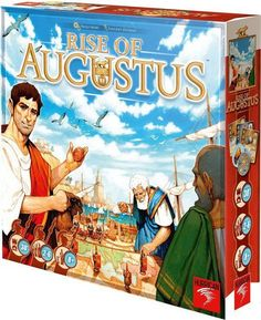 Serving the 1st Roman Emperor, Augustus, you will need to mobilize your legions to control provinces of the Empire and its senators to ultimately obtain the title of Consul. The aim of the game is to