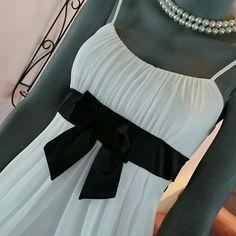 Finesse ~M/M~dress Black and white  Hand wash  I dream of Jeannie mini finesse  Dresses Mini