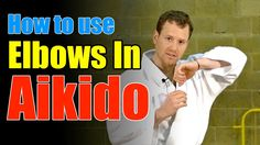 How to use Elbows In Aikido - YouTube