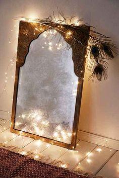 Magical Thinking Taj Mirror