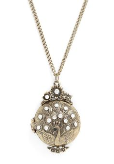 Aviary Fond Memory Necklace