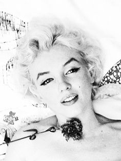 1956: Marilyn Monroe photographed by Cecil Beaton