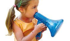 Faire prendre conscience à l'enfant de sa voix et améliorer sa maîtrise Hoptoys