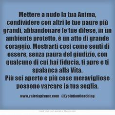 #apertura #evolution #coaching www.valeriapisano.com