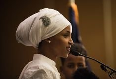 Former Refugee Ilhan Omar Makes History By Becoming First Somali-American Legislator : Goats and Soda : NPR