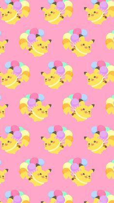 Pokemon Backgrounds, Cool Pokemon Wallpapers, Cute Pokemon Wallpaper, Cute Backgrounds, Cute Cartoon Wallpapers, Animes Wallpapers, Wallpaper Backgrounds, Wallpaper Kawaii, Wallpaper Iphone Cute