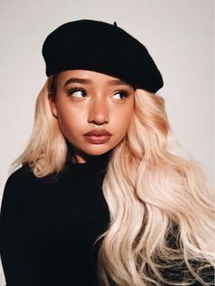 30 fotos de negras loiras que vão te incentivar a descolorir os fios