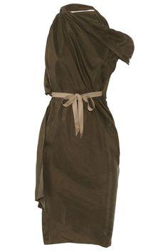 Asymmetric dress by Roland Mouret