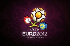 EURO 2012 logo stylizes traditional paper cut craft from Poland and Ukraine