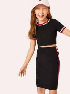Search camo outfits for 11 year old girls Fashion Kids, Preteen Girls Fashion, Girls Fashion Clothes, Teenage Girl Outfits, Teen Fashion Outfits, Kids Outfits Girls, Sporty Outfits, Cute Outfits For Kids, Cute Summer Outfits