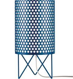 Gubi Pedrera ABC Tischleuchte - blau Jetzt bestellen unter: https://moebel.ladendirekt.de/lampen/tischleuchten/beistelltischlampen/?uid=1b97f582-5ecf-5301-a72d-1d0e1356467f&utm_source=pinterest&utm_medium=pin&utm_campaign=boards #lampen #tischleuchten #beistelltischlampen