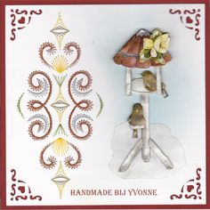Embroidery Cards, Sewing Cards, String Art, Paper Cutting, Sewing Projects, Photos, Card Making, Stitch, Pattern