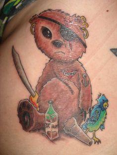 bear tattoo bear tattoo mama bear and baby bear teddy bear roses Baby Bear Tattoo, Tribal Bear Tattoo, Polar Bear Tattoo, Care Bear Tattoos, Teddy Bear Tattoos, Funny Tattoos, Cool Tattoos, Chicago Bears Tattoo, Traditional Bear Tattoo