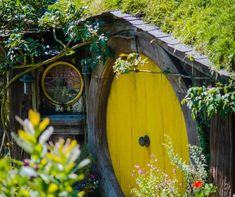 If you or your kids like The Hobbit or Lord of the Rings, or like to stay in unique places, check out The Burrow which is opening in Three Hills this summer. Second World, First World, Good Knight, Medieval Crafts, The Burrow, Round Door, Sword Fight, Mini Fridge, First Humans