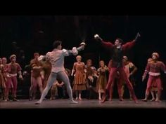 Royal Ballet: Romeo and Juliet - The Death of Tybalt.