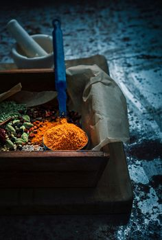 Yes, best chole masala can easily be made at home which will flavor your chole far-far better than readymade mix.No more Store bought chole masala required Chole Masala Powder Recipe, Masala Recipe, Spice Mixes, Spice Blends, Curry Spices, Desi Food, International Recipes, Chutney, Kitchens