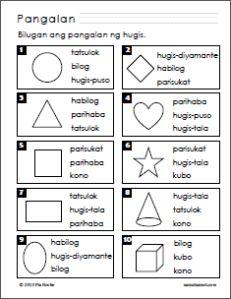 Learn tagalog workbook