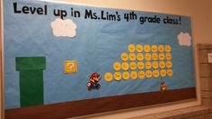 Mario Bulletin Board